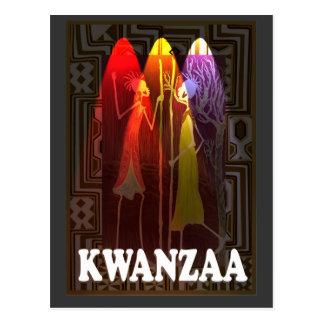 Kwanzaa -= Assignation Postcard