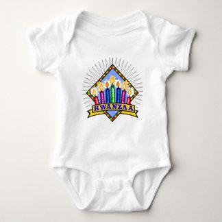 Kwanzaa Baby Bodysuit