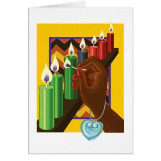 Kwanzaa! Card