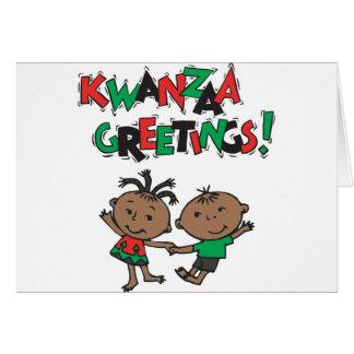 Kwanzaa Card