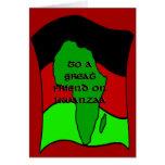 Kwanzaa Card For Friend