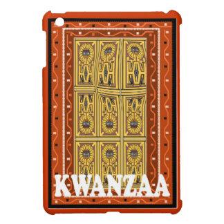 Kwanzaa, Carved pattern iPad Mini Case