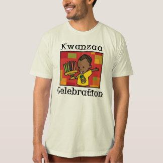 Kwanzaa Celebration boy T-Shirt