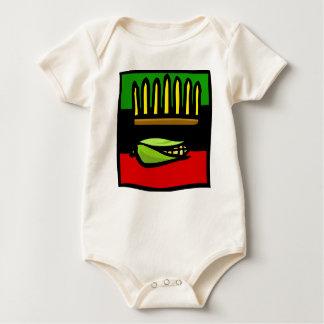 Kwanzaa Corn Baby Bodysuit