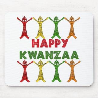 Kwanzaa Dancers Mouse Pad