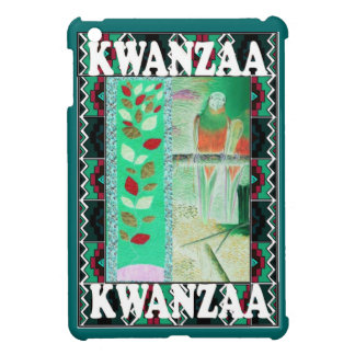 Kwanzaa, decoración africana