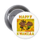 Kwanzaa feliz pins