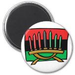 Kwanzaa Flag Magnet
