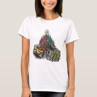 Kwanzaa Food T-Shirt