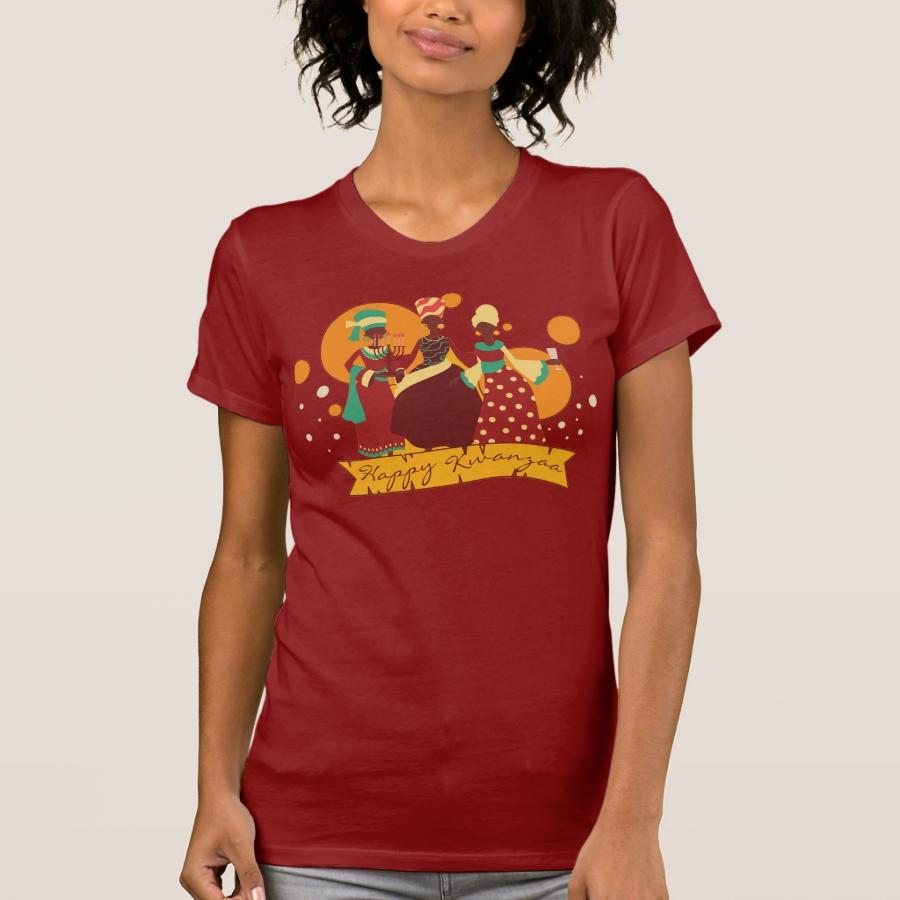 Kwanzaa Gathering T-Shirt - Best Selling Long-Sleeve Street Fashion Shirt Designs