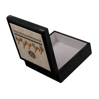 Kwanzaa Giraffes Gift Box