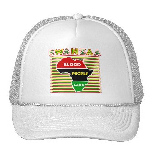 Kwanzaa Gorra
