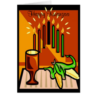 Kwanzaa Holiday Cards