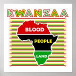 Kwanzaa Impresiones