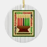 KWANZAA Kwanzaa Holiday Ornament