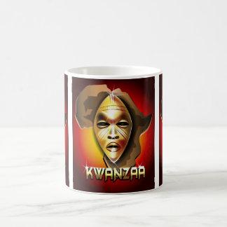 Kwanzaa Magic Mug