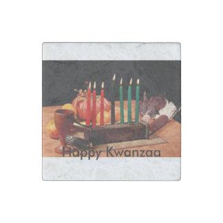 Kwanzaa magnets stone magnet
