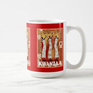 Kwanzaa mug ,African ladies