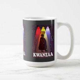 Kwanzaa mug , shopping expedition