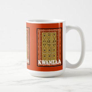 Kwanzaa mug ,Traditional symbolism