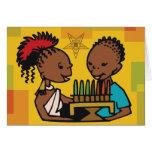 Kwanzaa OES Greeting Card