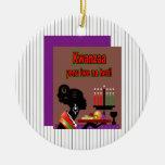 Kwanzaa Offering Kwanzaa Holiday Ornament