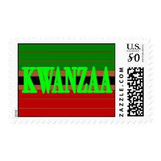 Kwanzaa Postage
