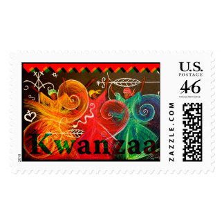 Kwanzaa Postage Stamps