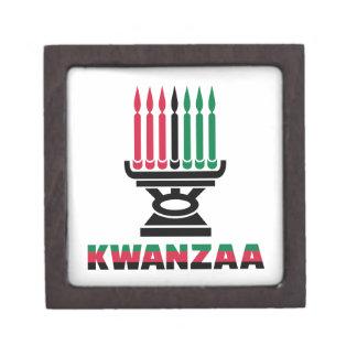 Kwanzaa Premium Jewelry Boxes