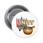 Kwanzaa Purpose Holiday Pins