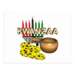 Kwanzaa Purpose Holiday Post Card