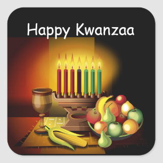 Kwanzaa Stickers