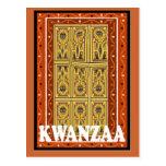 Kwanzaa - Stone carvings Postcards