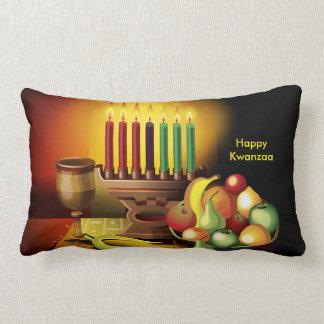Kwanzaa Throw Pillow