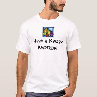 Kwanzaa, tiene un Kwazy Kwanzaa Playera