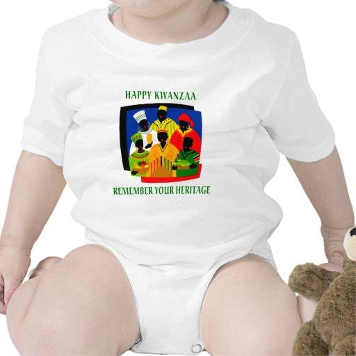 Kwanzaa Trajes De Bebé