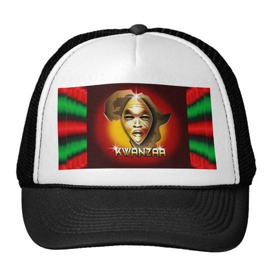 Kwanzaa Trucker Hat