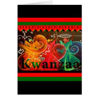 Kwanzaa - Umoja! Greetings Greeting Card