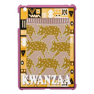 Kwanzaa, vida del pueblo, cazando