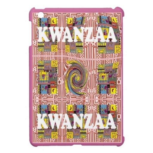 Kwanzaa, vida del pueblo iPad mini cárcasa