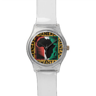 Kwanzaa with Africa Watches