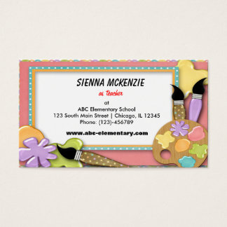 Kwast Business Card
