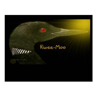 Kwee-Moo (Loon) Postcard