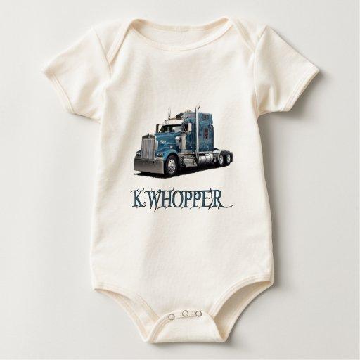 kwhoppertrans body para bebé