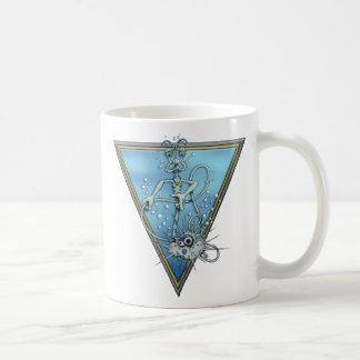 Kwillin Leesh Classic White Coffee Mug