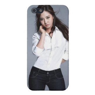 Kwon Yuri Cover For iPhone SE/5/5s