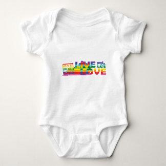 KY Live Let Love Baby Bodysuit