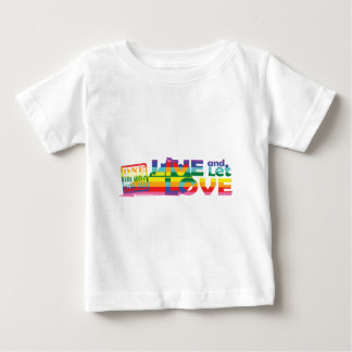 KY Live Let Love Baby T-Shirt