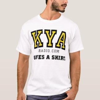 ¡KYA da una camisa! Playera