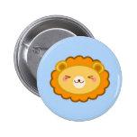Kyaah! Kawaii Shishi Pinback Buttons